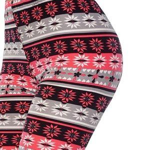 always Pants - 2/$26 3/$36 Pretty pink casual soft leggings 328